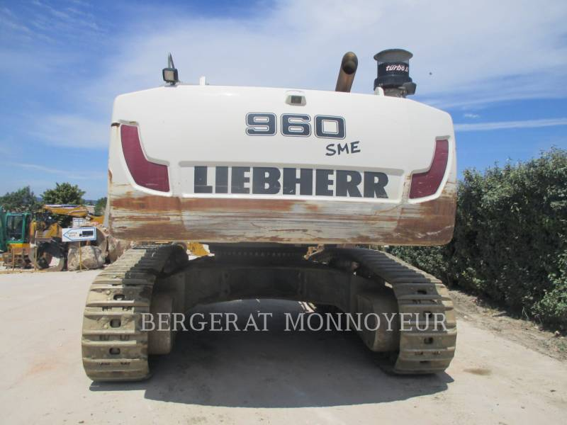 LIEBHERR KETTEN-HYDRAULIKBAGGER R960 equipment  photo 4
