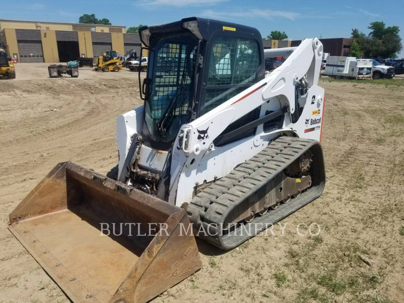 BOBCAT MINICARGADORAS T770 equipment  photo 1