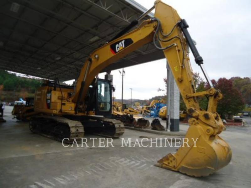 CATERPILLAR KETTEN-HYDRAULIKBAGGER 323FL CF equipment  photo 1