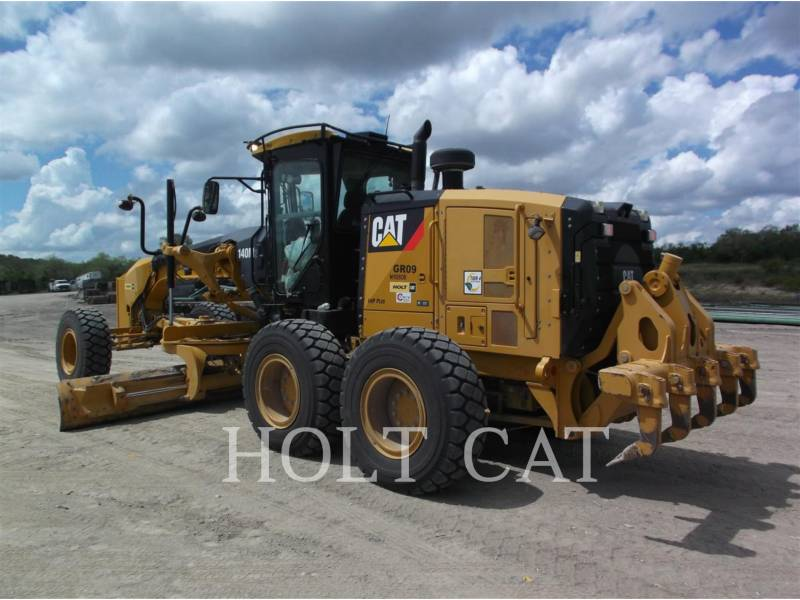 CATERPILLAR MOTONIVELADORAS 140M2 equipment  photo 3
