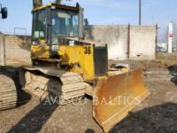 Equipment photo Caterpillar D4C TRACTOARE CU ŞENILE 1