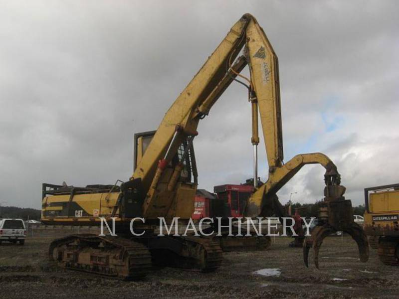 CATERPILLAR MASZYNA LEŚNA 330B LL equipment  photo 2