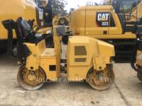 Equipment photo CATERPILLAR CB22 VIBRATORY DOUBLE DRUM ASPHALT 1