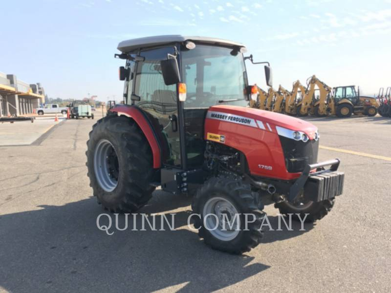MASSEY FERGUSON AG TRACTORS 1759 equipment  photo 5