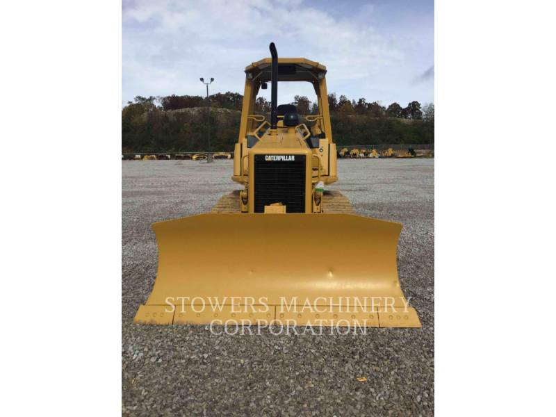 CATERPILLAR TRACK TYPE TRACTORS D3G equipment  photo 12