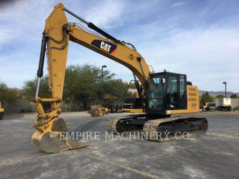 CATERPILLAR ESCAVADEIRAS 320ELRR equipment  photo 1