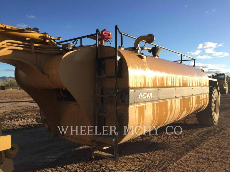CATERPILLAR WASSERWAGEN WT 613C WW equipment  photo 8