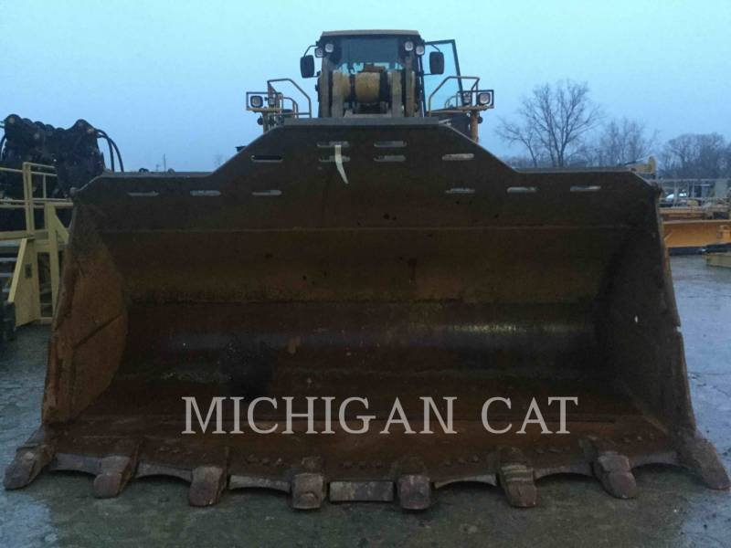 CATERPILLAR WHEEL LOADERS/INTEGRATED TOOLCARRIERS 988H RBLD equipment  photo 8