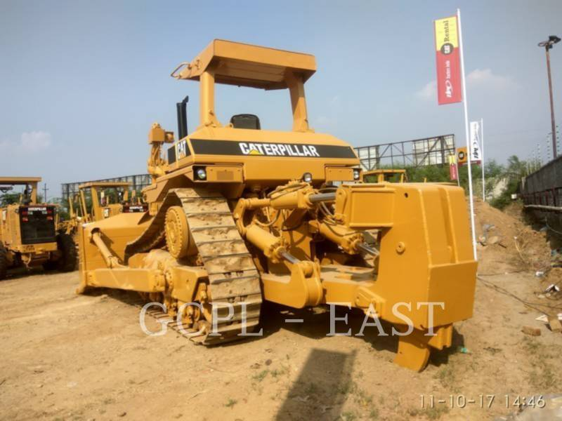 CATERPILLAR TRACK TYPE TRACTORS D9N equipment  photo 1