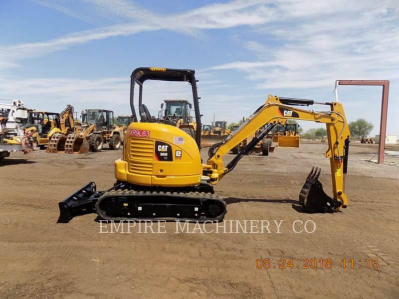 CATERPILLAR ESCAVADEIRAS 303ECR equipment  photo 1