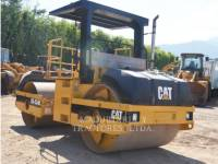 CATERPILLAR TANDEMOWY WALEC WIBRACYJNY DO ASFALTU (STAL-STAL) CB-534C equipment  photo 5