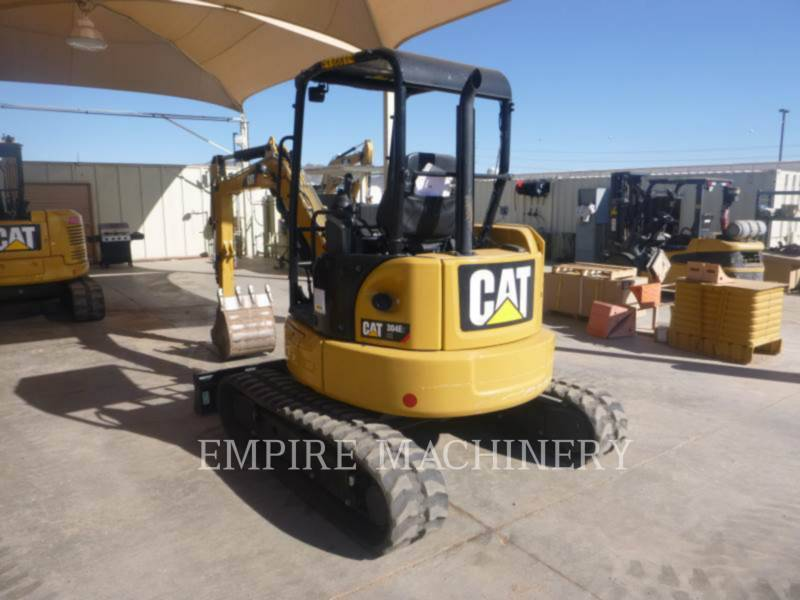 CATERPILLAR KETTEN-HYDRAULIKBAGGER 304E2CR equipment  photo 3
