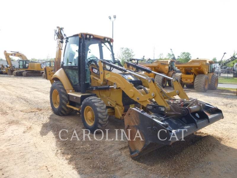 CATERPILLAR CHARGEUSES-PELLETEUSES 420F ITCBE equipment  photo 6