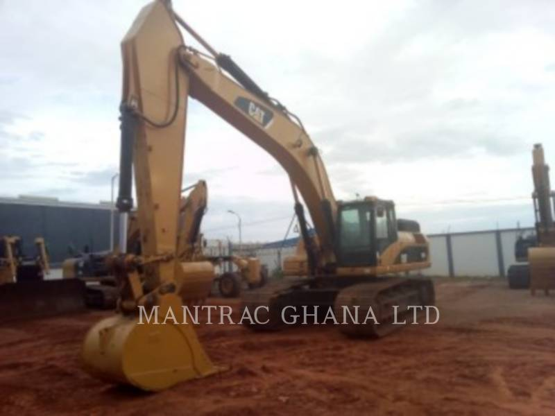 Caterpillar EXCAVATOARE PE ŞENILE 336DL equipment  photo 21