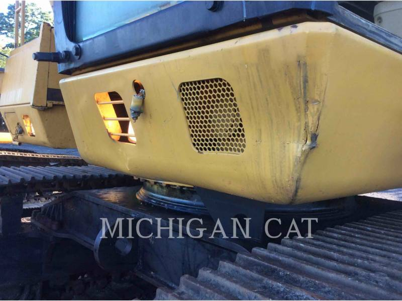 CATERPILLAR ESCAVATORI CINGOLATI 350L equipment  photo 21