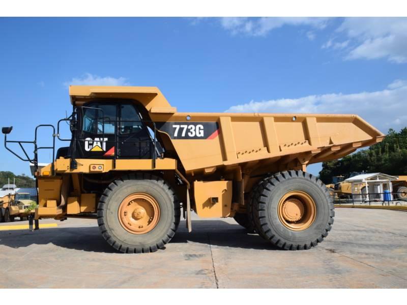 CATERPILLAR 鉱業用ダンプ・トラック 773 G equipment  photo 19