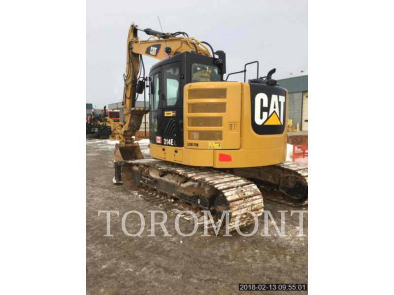 CATERPILLAR CARGADORES DE RUEDAS 314EL equipment  photo 4