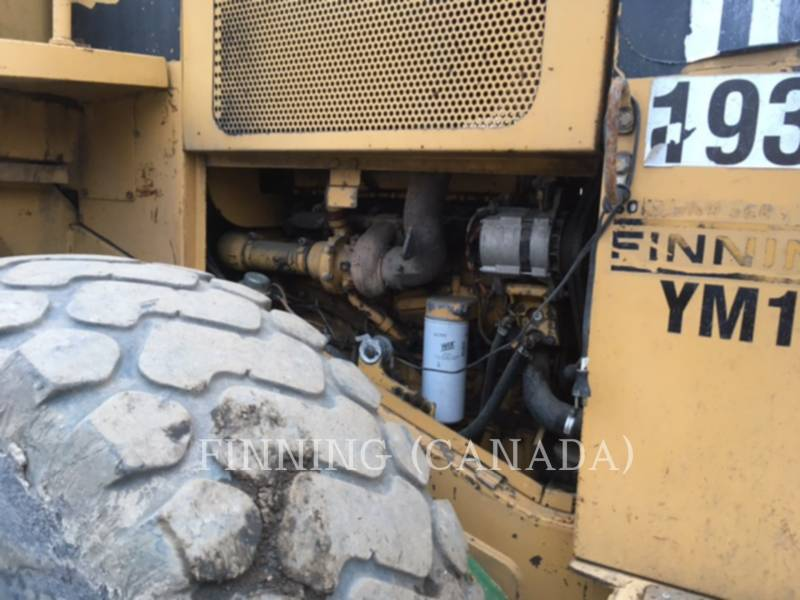 CATERPILLAR RADLADER/INDUSTRIE-RADLADER 950F equipment  photo 9