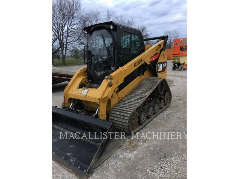 CATERPILLAR CHARGEURS TOUT TERRAIN 297D equipment  photo 2