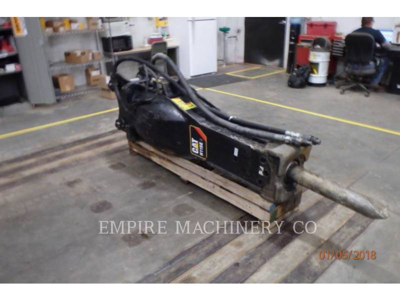 CATERPILLAR AG - HAMMER H115ES equipment  photo 1