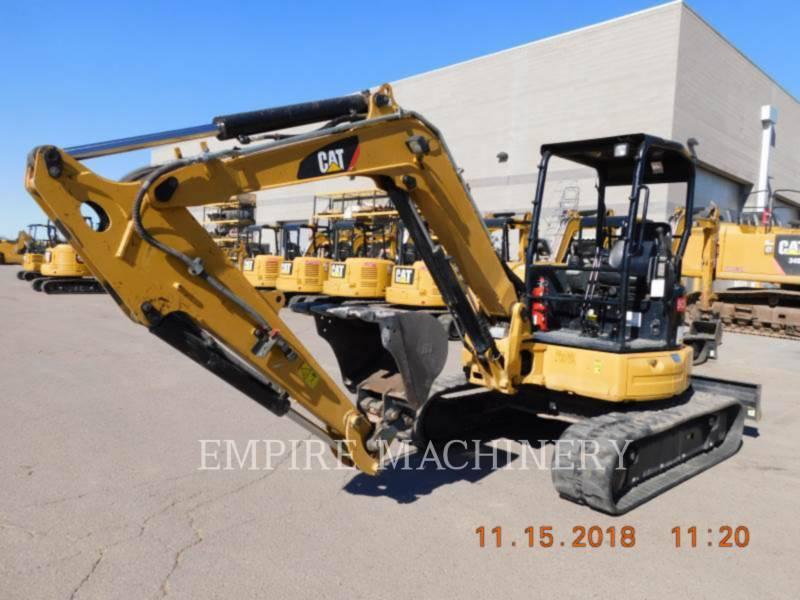 CATERPILLAR TRACK EXCAVATORS 305.5E2CR equipment  photo 4