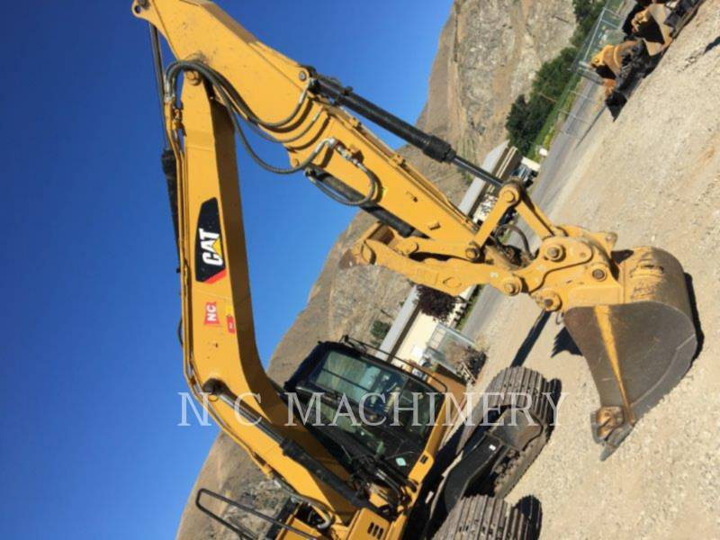 CATERPILLAR TRACK EXCAVATORS 313FLGC equipment  photo 7