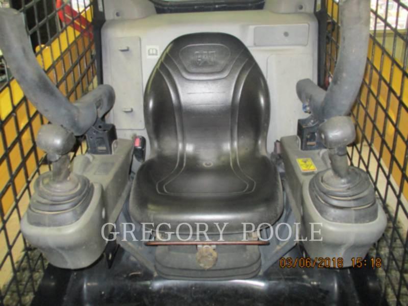 CATERPILLAR CARGADORES MULTITERRENO 257D equipment  photo 22