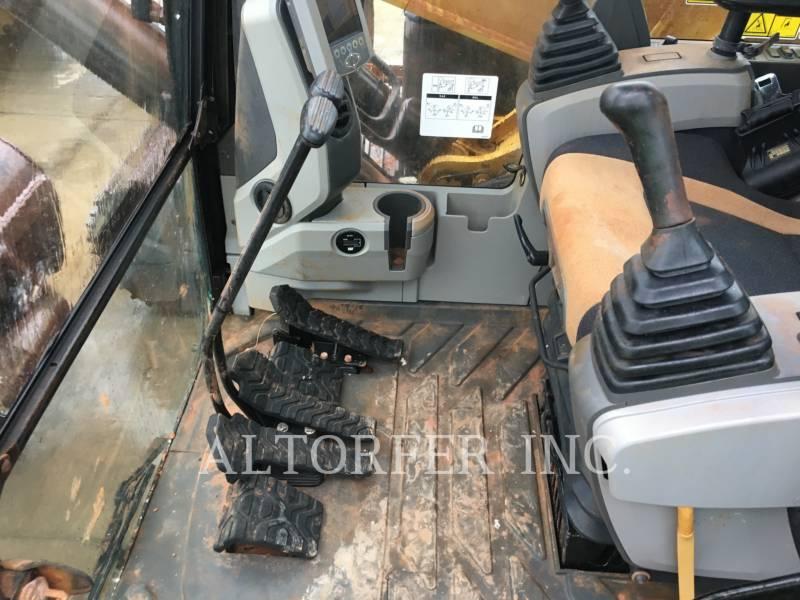 CATERPILLAR TRACK EXCAVATORS 324EL equipment  photo 8