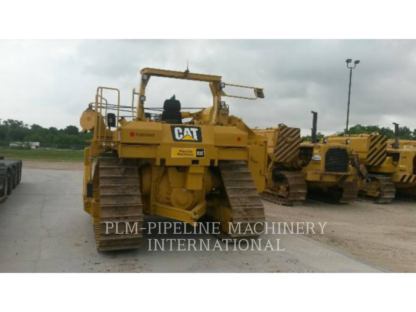 2014 Used CATERPILLAR D6TLGPOEM