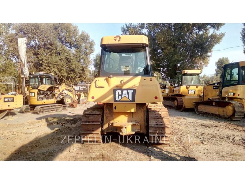 CATERPILLAR TRACTORES DE CADENAS D6KXL equipment  photo 4