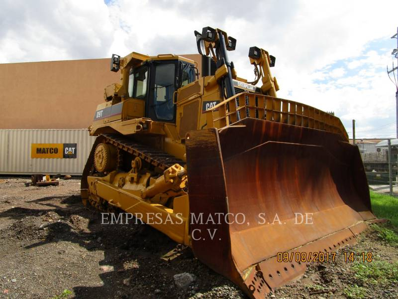 CATERPILLAR CIĄGNIKI GĄSIENICOWE D9T equipment  photo 6
