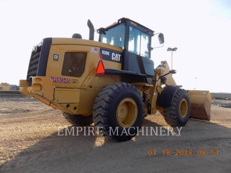CATERPILLAR RADLADER/INDUSTRIE-RADLADER 930K equipment  photo 2