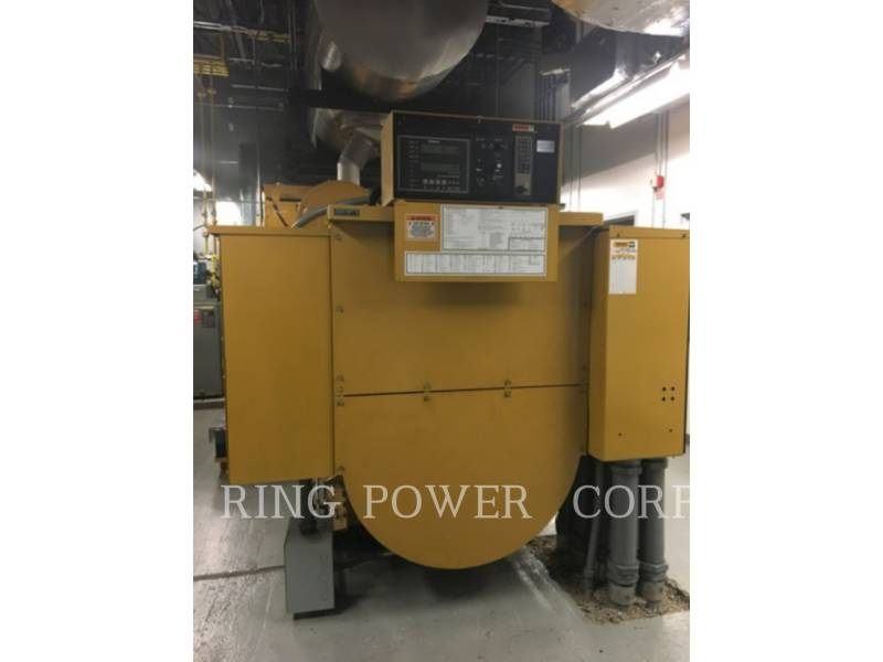 CATERPILLAR Grupos electrógenos fijos 1750 KW equipment  photo 4