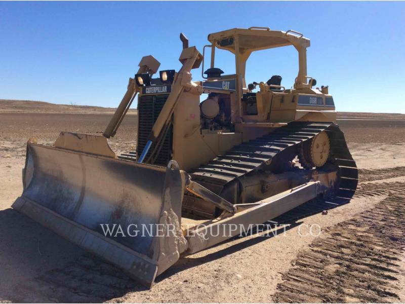 CATERPILLAR TRACTORES DE CADENAS D6R LGP equipment  photo 1