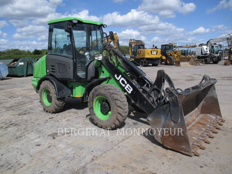 JCB WHEEL LOADERS/INTEGRATED TOOLCARRIERS 406 equipment  photo 1
