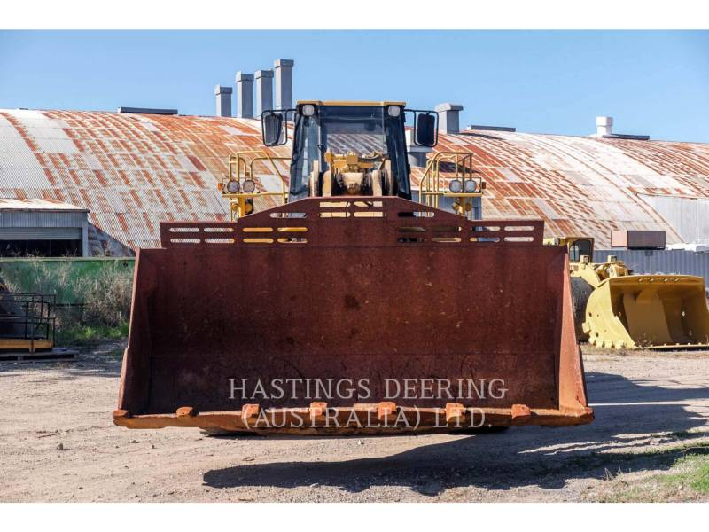 CATERPILLAR WHEEL LOADERS/INTEGRATED TOOLCARRIERS 988G equipment  photo 2