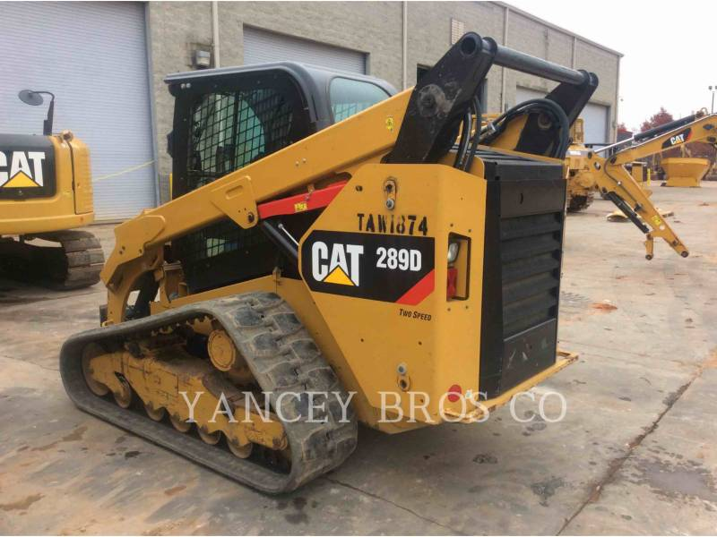 CATERPILLAR CHARGEURS COMPACTS RIGIDES 289D AC equipment  photo 2