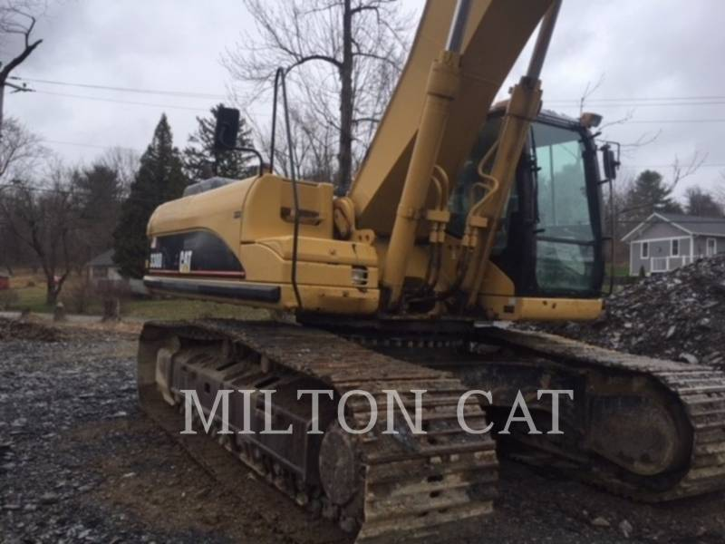 CATERPILLAR TRACK EXCAVATORS 330 D  equipment  photo 2