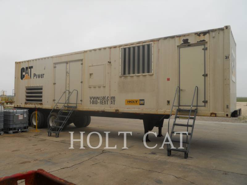 CATERPILLAR POWER MODULES XQ1250G equipment  photo 5