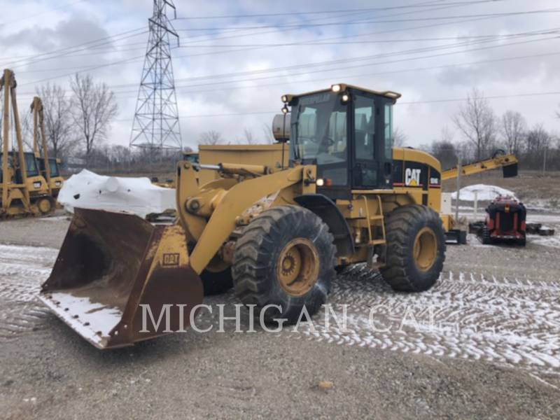 CATERPILLAR WHEEL LOADERS/INTEGRATED TOOLCARRIERS 924GZ equipment  photo 2