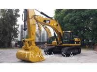 Equipment photo CATERPILLAR 336DL TRACK EXCAVATORS 1