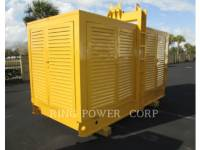 Equipment photo CATERPILLAR 500 KW STATIONARY GENERATOR SETS 1
