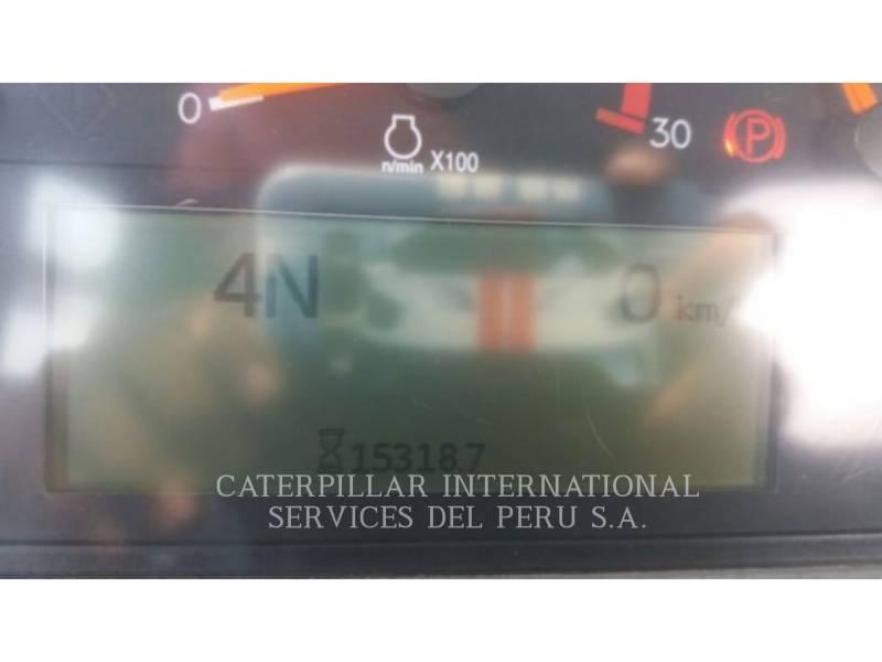 CATERPILLAR UNDERGROUND MINING LOADER R1600H equipment  photo 7