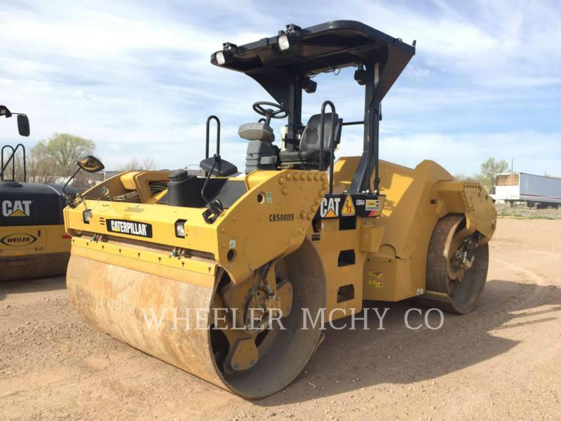 CATERPILLAR SCHWARZDECKENFERTIGER CB64 equipment  photo 9