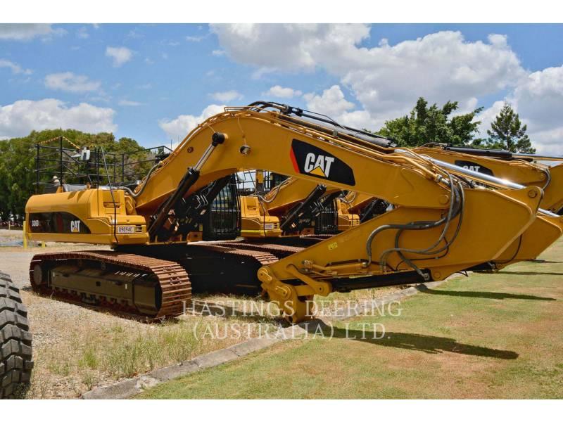 CATERPILLAR TRACK EXCAVATORS 336DL HS equipment  photo 2