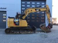 Equipment photo CATERPILLAR 311FLRR PELLES SUR CHAINES 1