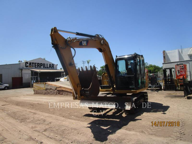 CATERPILLAR RUPSGRAAFMACHINES 307E equipment  photo 1