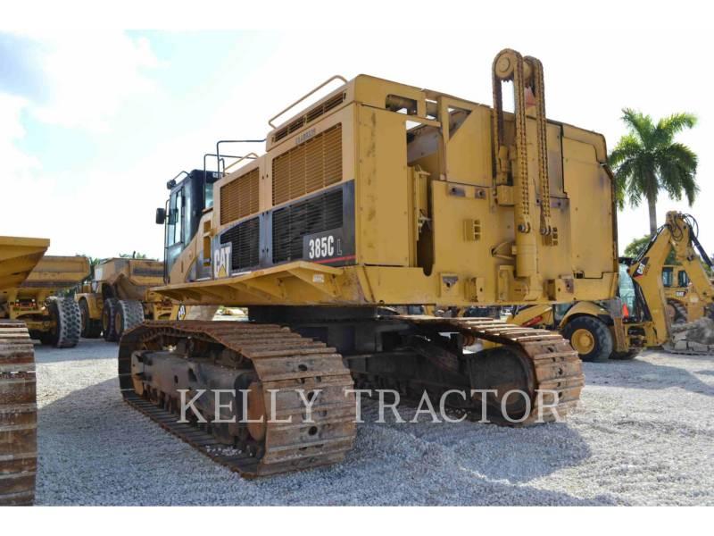 CATERPILLAR TRACK EXCAVATORS 385CL equipment  photo 4
