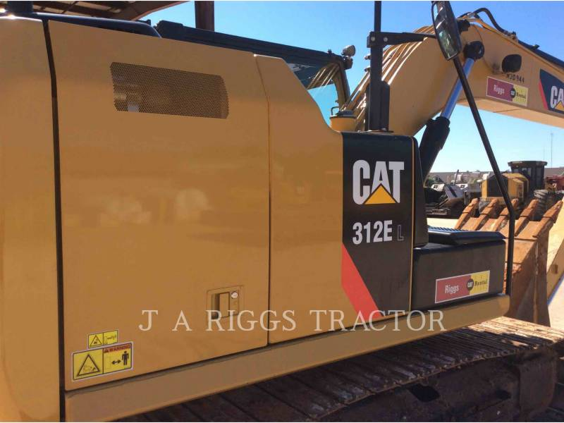 CATERPILLAR TRACK EXCAVATORS 312E 9 equipment  photo 19