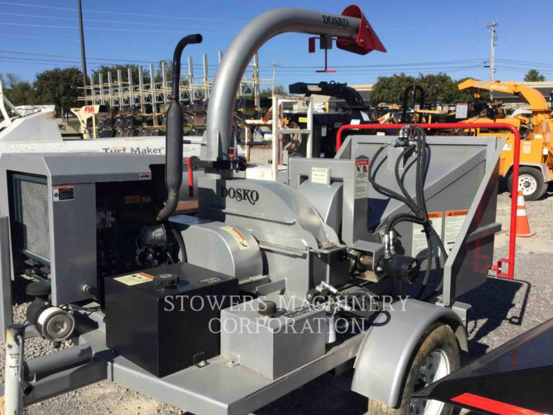 KUBOTA MANUFACTURING OF AMERICA ASTILLADORA, DISCO 510SD equipment  photo 8